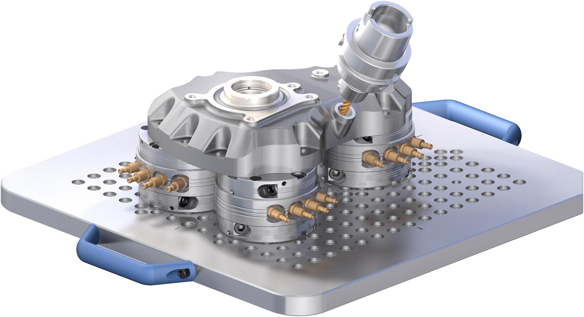 El módulo neumático a punto cero más plano del mundo