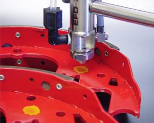 El Sistema de Marcaje por Pulverización de Nordson EFD