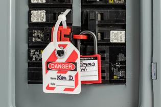 ¡Bloquee circuitos eléctricos rápidamente!