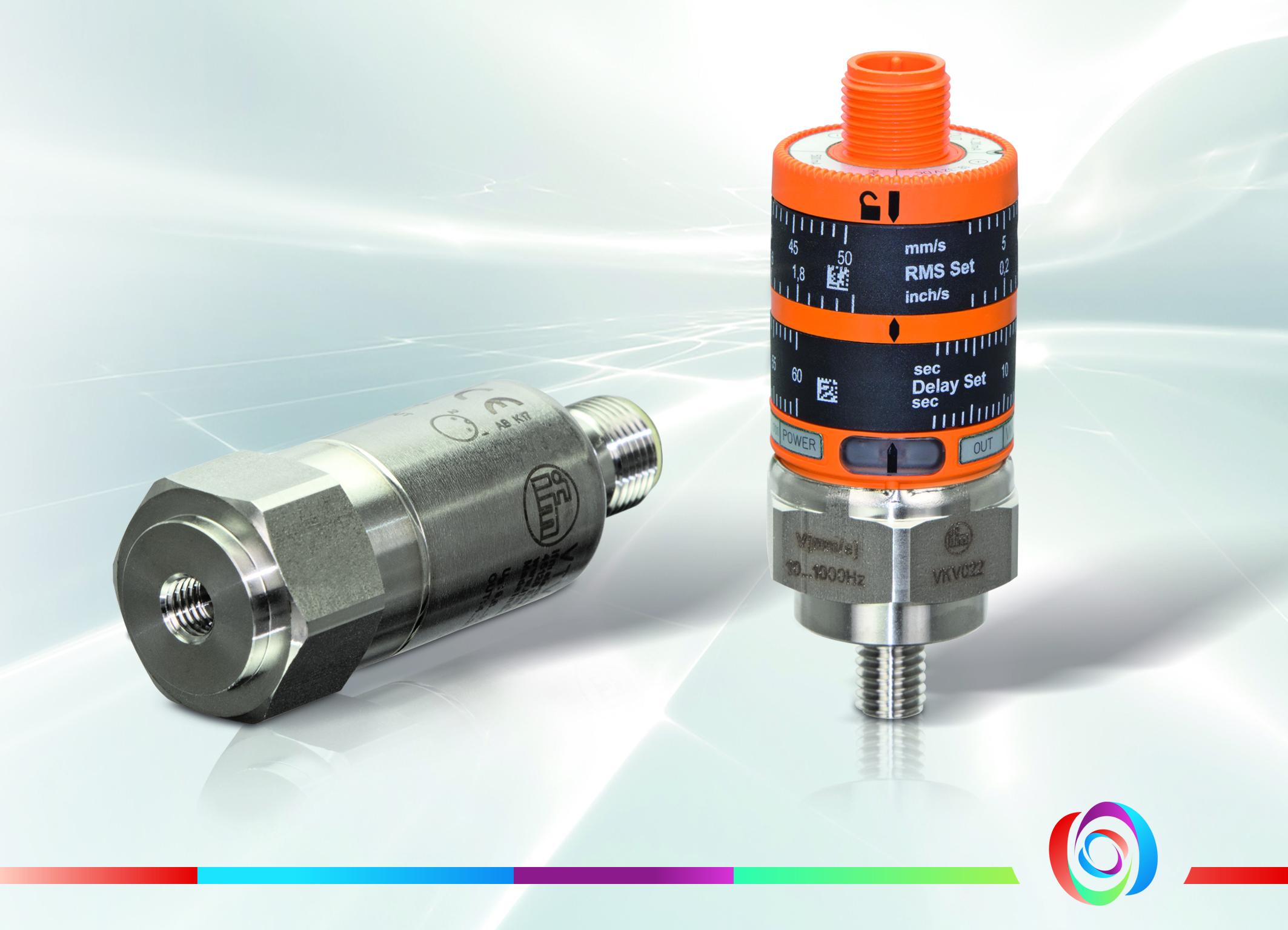 Sensores de vibración de ifm en Automation24