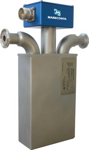Medidores de caudal Bopp & Reuther-MABECONTA para la dosificación, medición en carga y en continuo del aceite de oliva