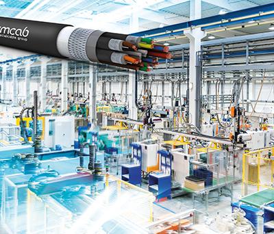 SUMODRIVE La nueva generación de Cables para Cadena Portacables