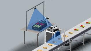 Pick-it™- localizador 3D para aplicaciones bin picking
