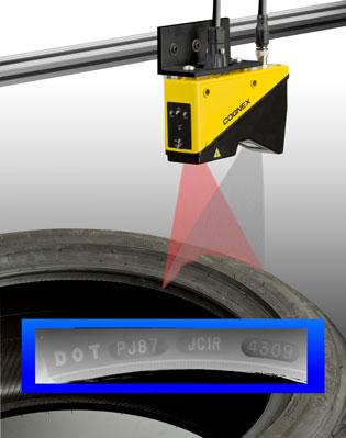 Láser 3D DS1000 de Cognex. La inspección 3D de productos más sencilla