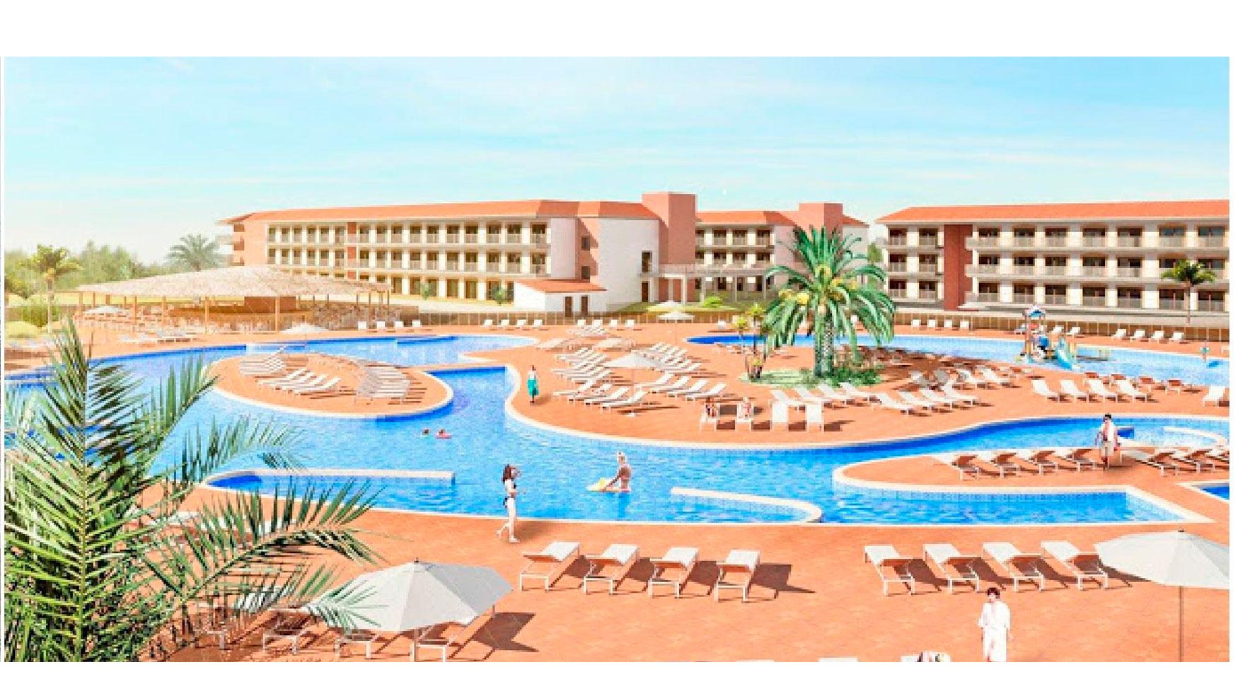el nuevo hotel best costa ballena de la cadena best hotels apuesta
