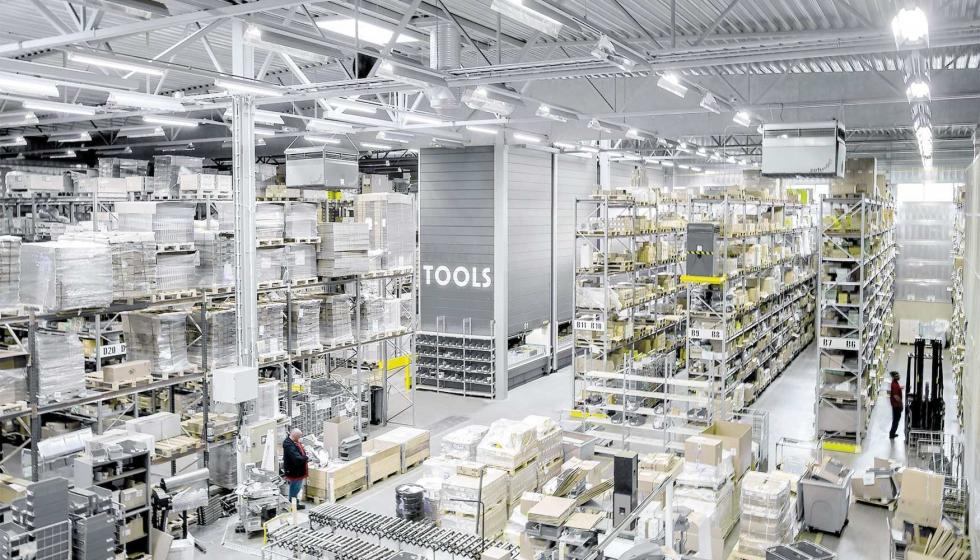 Resultado de imagen para bandejas y contenedores en el almacén