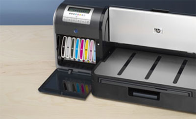 HP reformulates the cartridges of its range Vivera Ink -