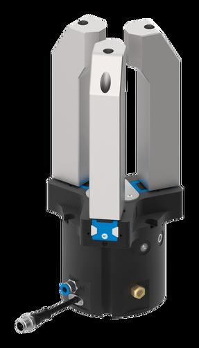 Pinza neumática inteligente autocentrante, serie GPD5000IL