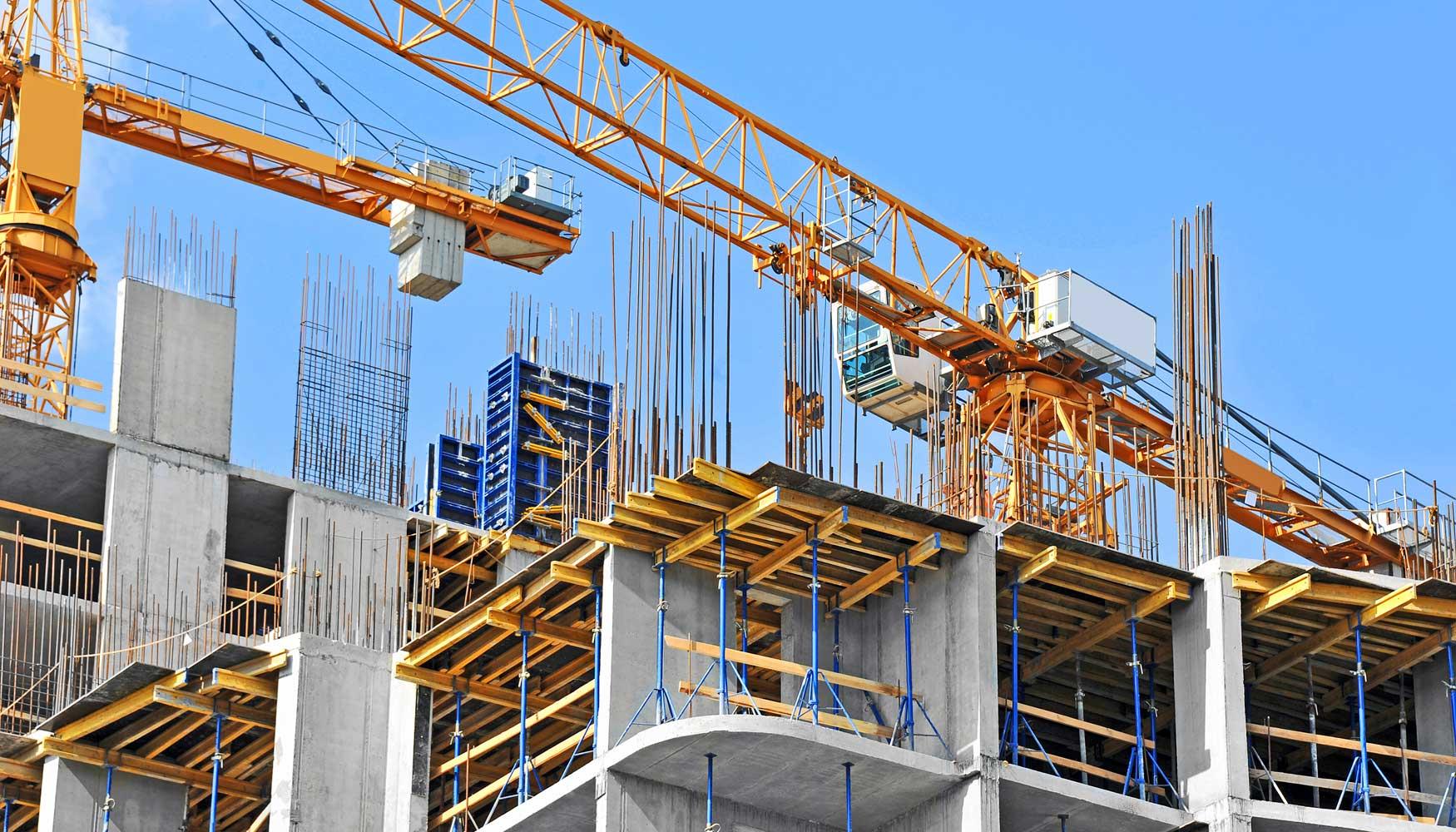 Radiograf a del sector de la construcci n en europa seg n for Construccion de estanques para tilapia