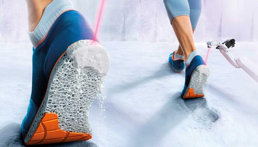 Covestro supera las fronteras del calzado con las suelas