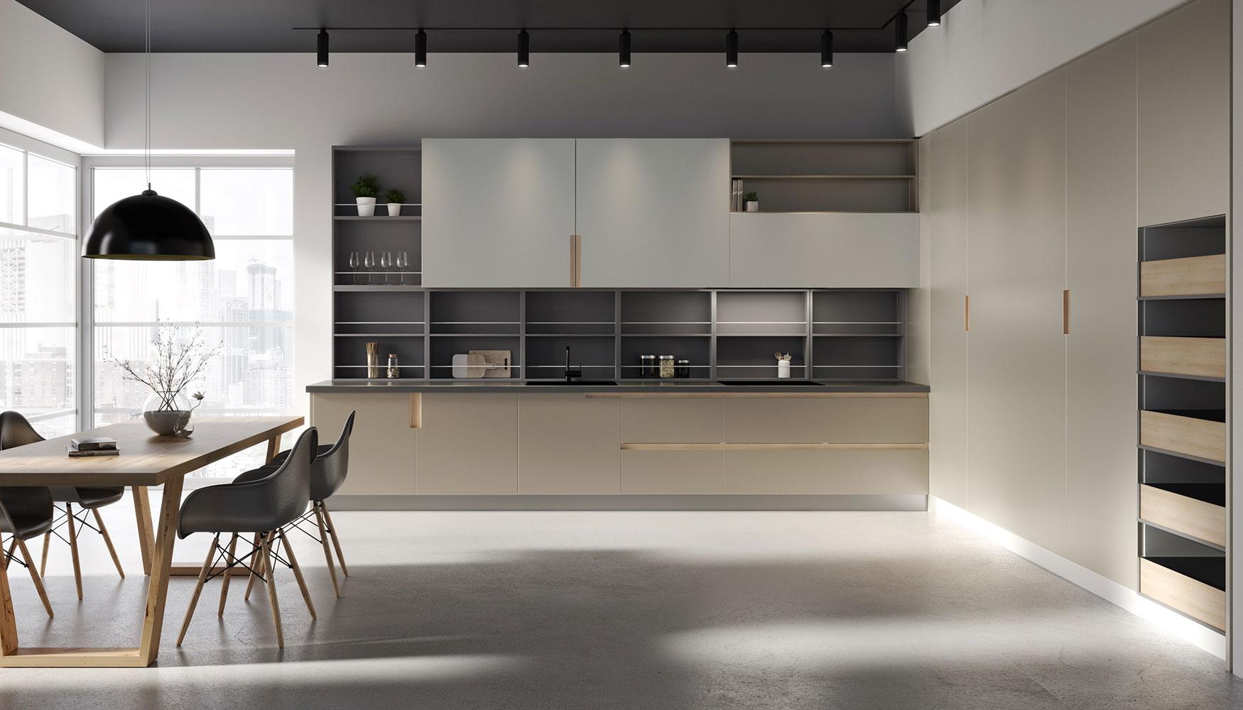 Feria valencia presenta lo ltimo en cocinas en la tercera edici n de espacio cocina sici - Ultimos disenos de cocinas ...