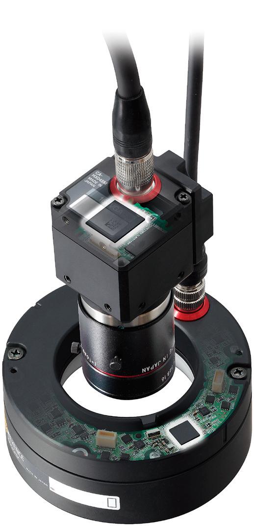 Sistemas de iluminación para visión artificial
