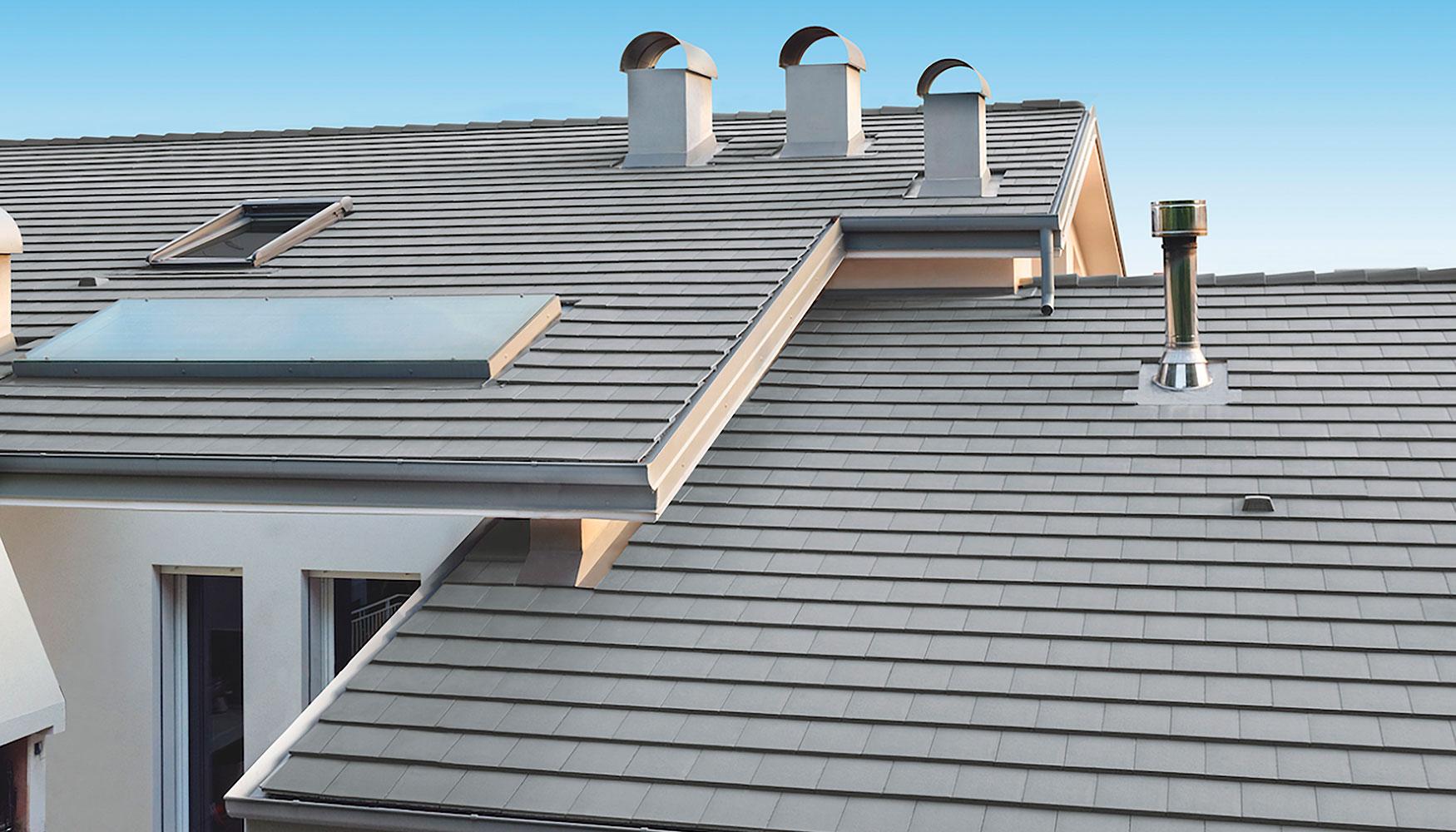 BMI presenta su nueva teja plana Innotech - Arquitectura y