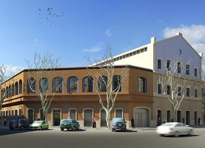Swarovski alquila metros cuadrados en el edificio for Oficinas de dhl en madrid
