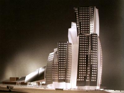 Nuevos proyectos urbanos singulares del consorci en for Oficinas de dhl en barcelona