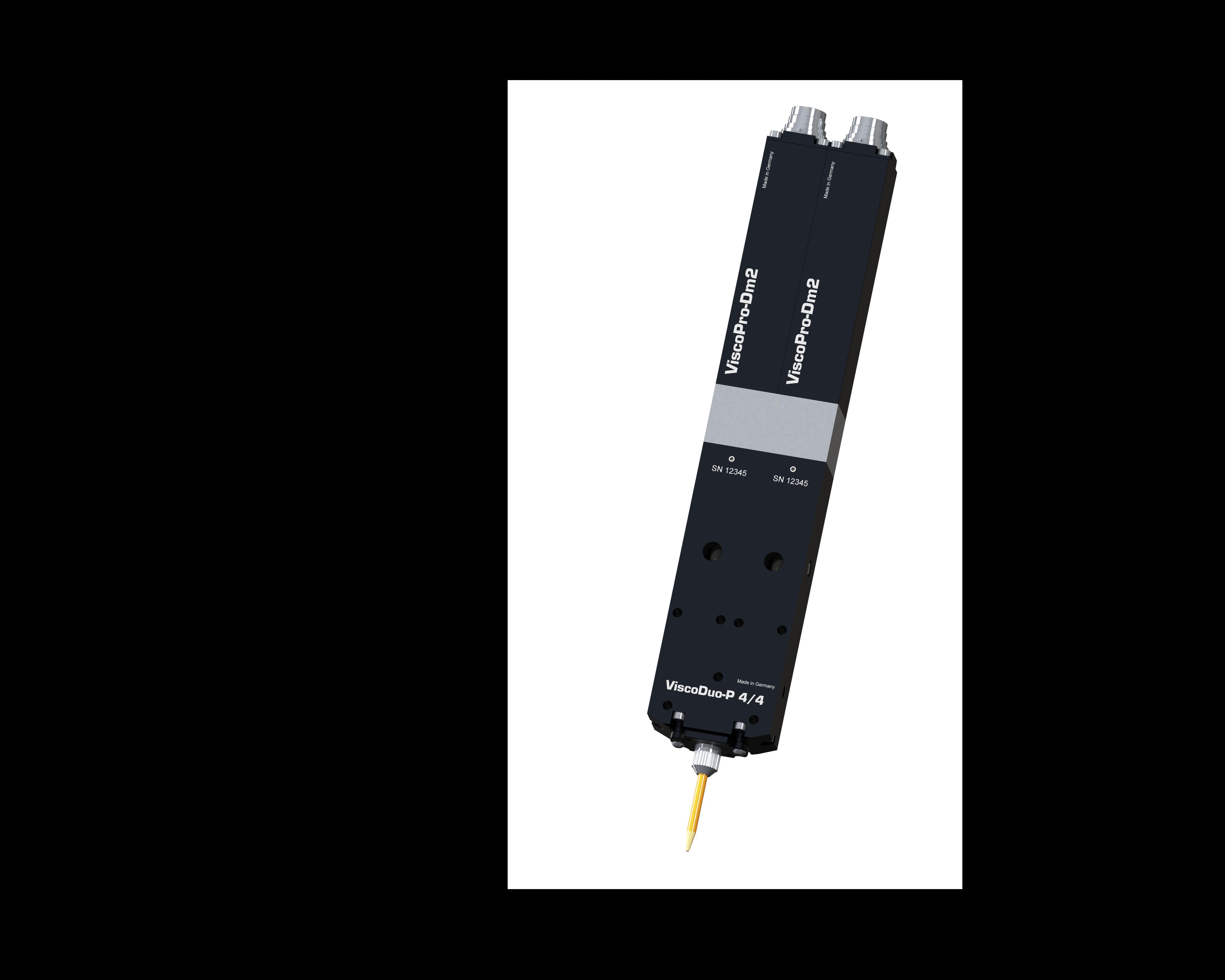 Sistema de dispensación 2 componentes para pequeñas dosis