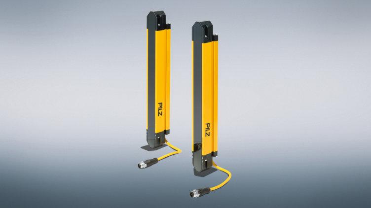 Barreras fotoeléctricas de seguridad PSENopt II