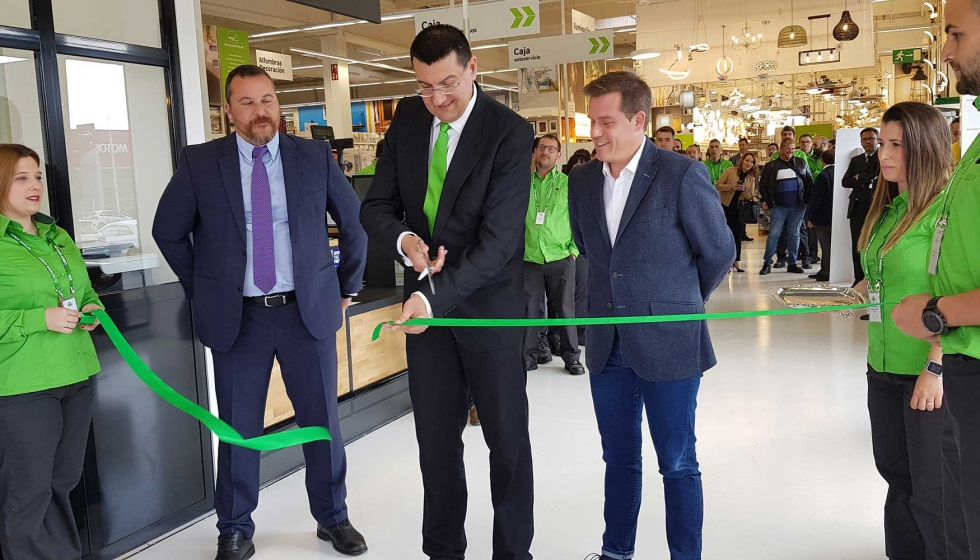Leroy Merlin Inaugura Su Nueva Tienda En Xativa Ferreteria
