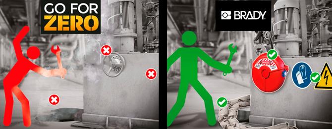 Objetivo cero accidentes: mejore la seguridad durante las tareas de mantenimiento