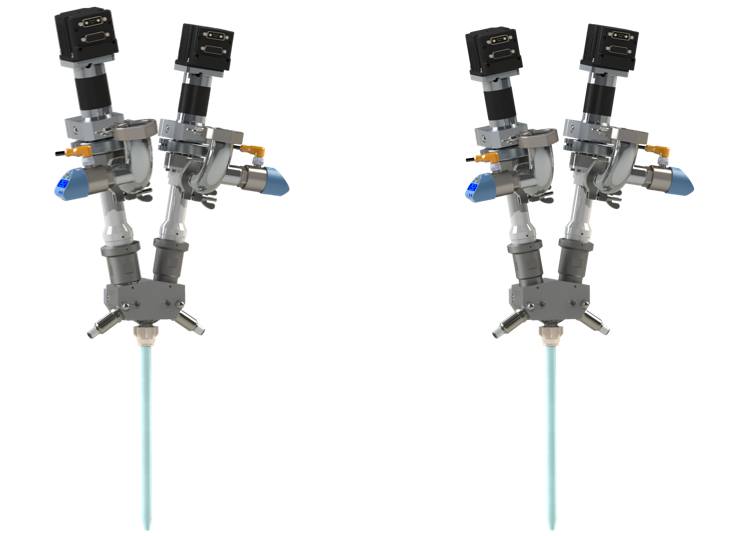 Dispensador de 2 componentes