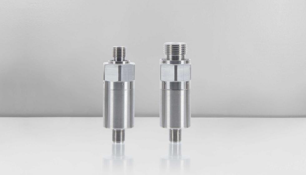 Monitoreo de procesos multifuncional para la Industria 4.0: medición de presión y temperatura en un solo sensor