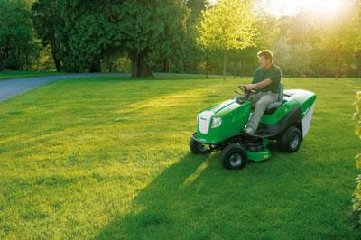 Andreas Stihl, Saver 2008 - Gardening