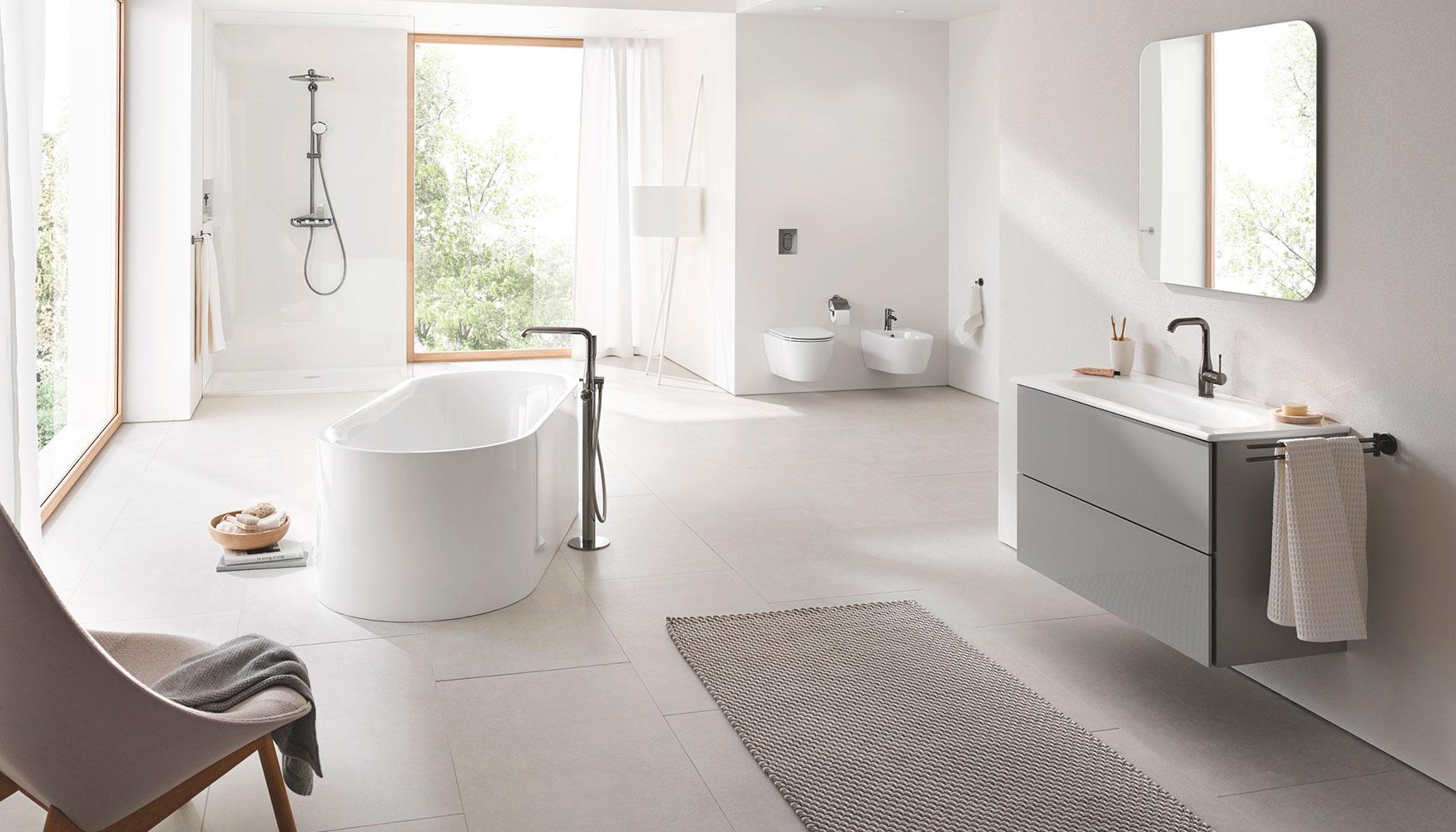 Grohe lanza una promoción para un baño completo ...
