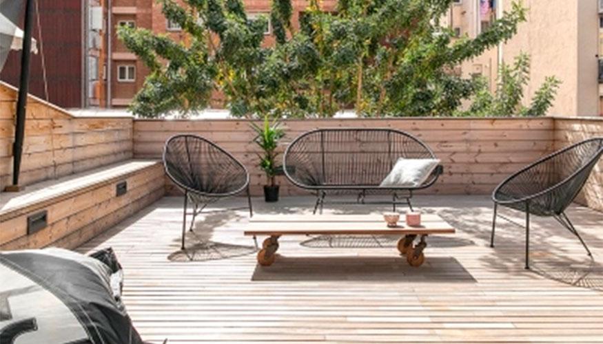ideas de paisajismo de bajo mantenimiento en el patio trasero Escritorio Piscina Y Terraza Los Trminos Que Ms Han