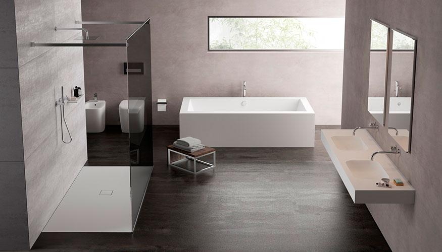 Hi-Macs amplía su gama para un cuarto de baño de diseño ...
