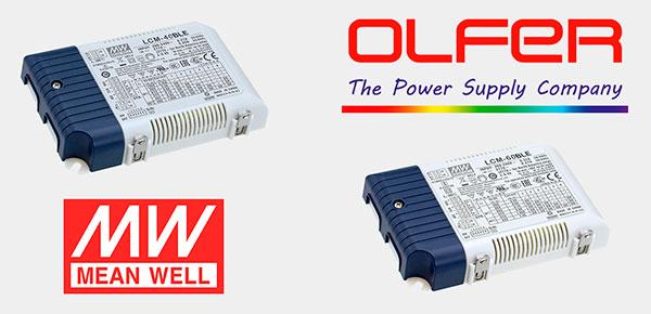 Driver de Corriente Constante multi-corriente CASAMBI: LCM-40/60BLE