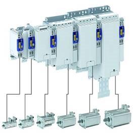 Servo accionamiento inteligente para procesos de producción eficaces y flexibles