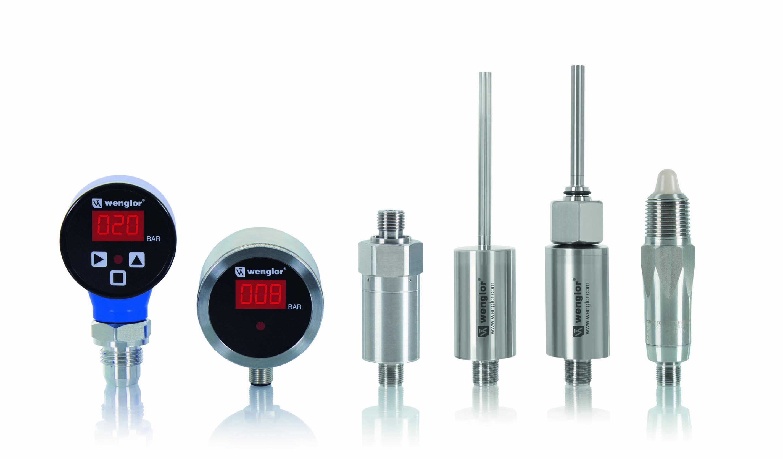 Sensores de fluido Wenglor