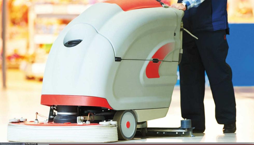 Nuevo dispositivo que convierte cualquier máquina de limpieza en un robot  autónomo - Industrial cleaning