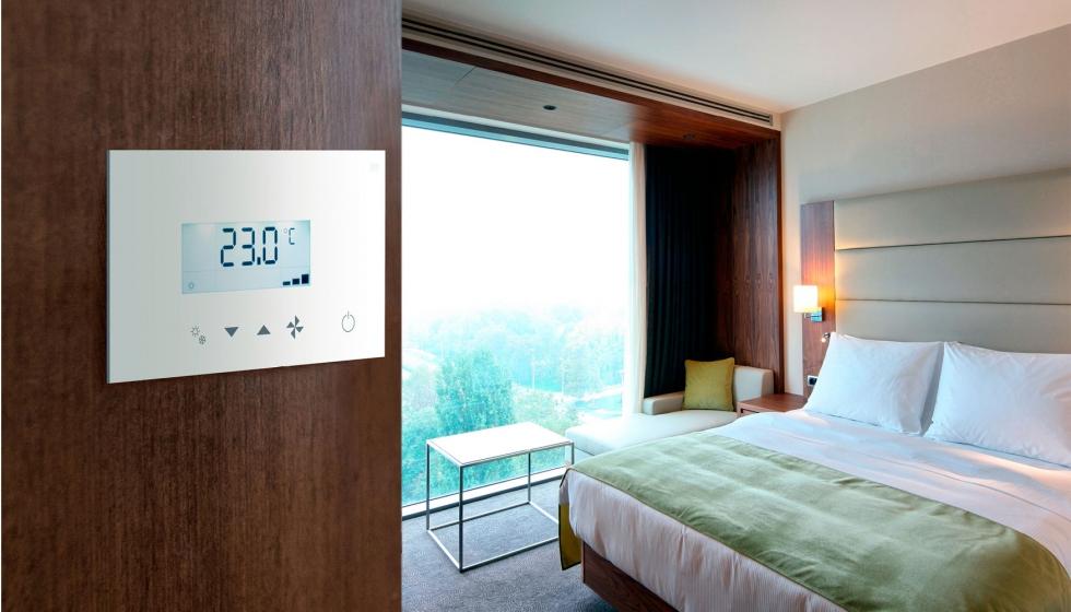 Panasonic renueva el control táctil de los sistemas de climatización en  hoteles - Climatización e Instalaciones