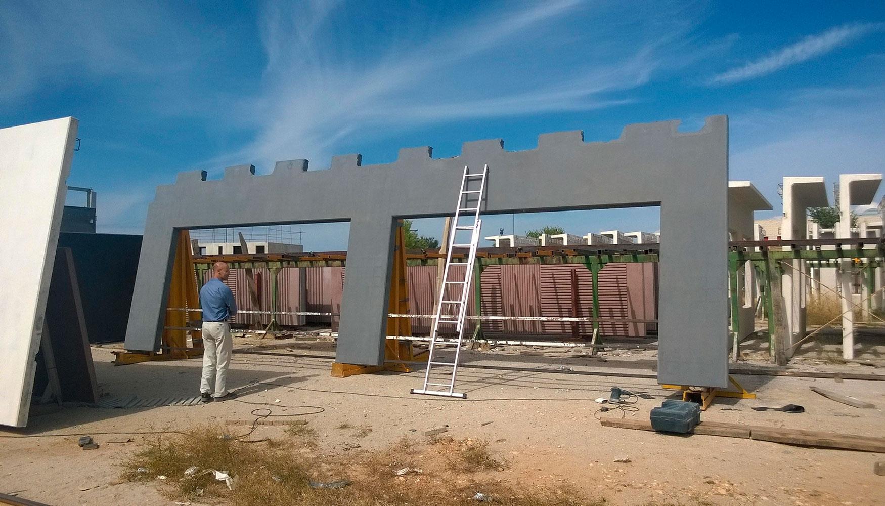 La construcción industrializada reduce los consumos de agua y energía - Construcción industrializada