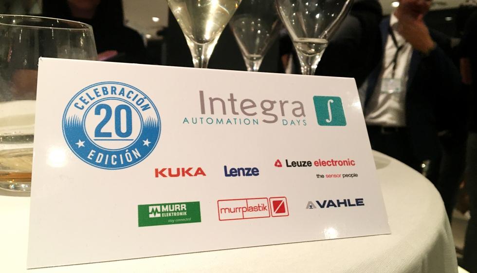 Integra Automation Days Celebra Su Vigésima Edición Automation