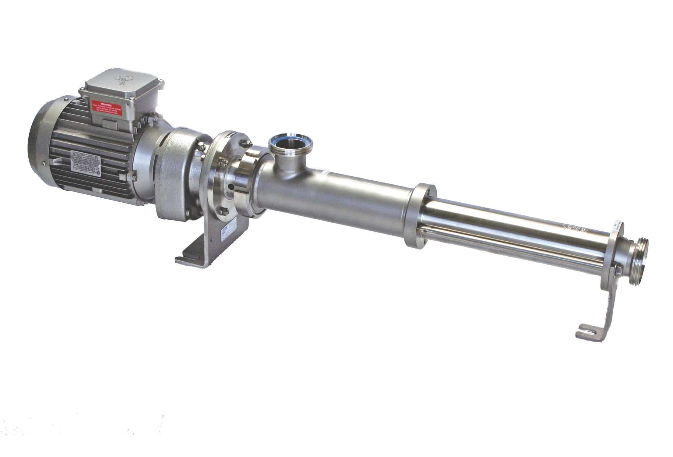 Sistema de dosificación volumétrico rotativo mediante tecnologia de husillo