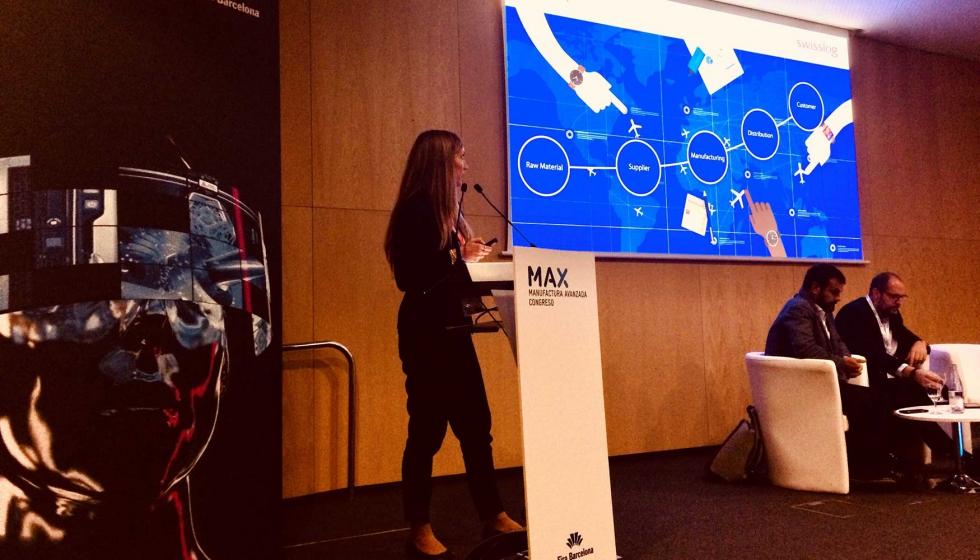 MAX Eficiencia en logística para la Industria 4.0