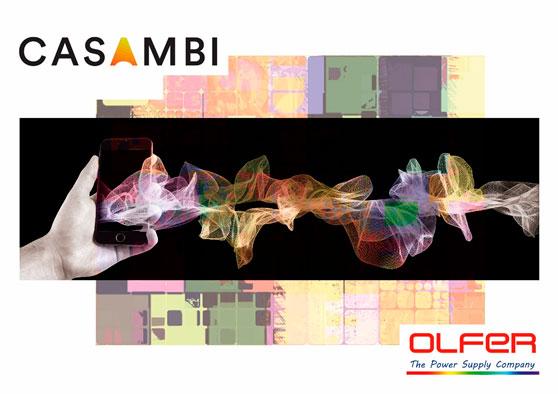 Nuevas soluciones para iluminación de exterior con la tecnología CASAMBI CAS-230-NEMA-DA