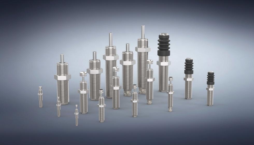 Serie PowerStop de Zimmer: una nueva dimensión de los amortiguadores industriales