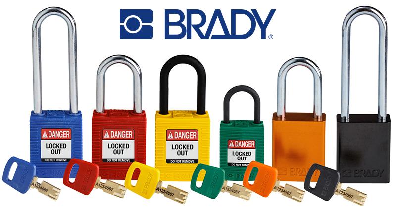 Seguridad codificada con colores para el mantenimiento en la industria alimentaria con bloqueo/etiquetado