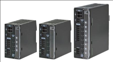 Conectores con tecnología Push-In Plus: PTF-XX-PU