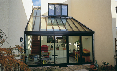 reynaers actualiza su sistema para verandas cr120 cerramientos y ventanas. Black Bedroom Furniture Sets. Home Design Ideas