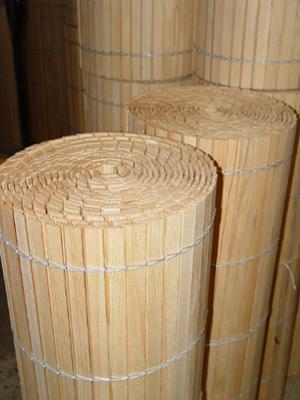 Últimas tecnologías para las persianas de madera - Madera