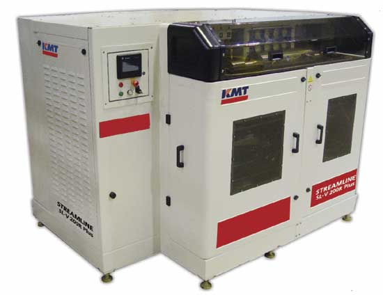 KMT Waterjet Systems, in the Biemh 2008 -