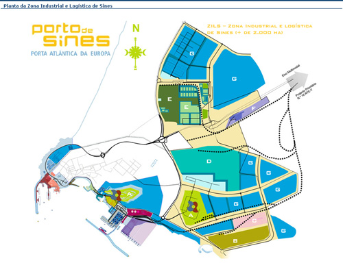 The Zal Of The Port Of Sines Flexible And Multifunctional