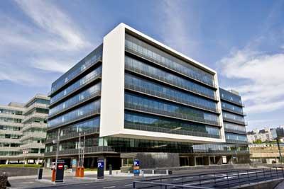 Inician la explotaci n del edificio de oficinas 7 8 del for Edificios oficinas madrid