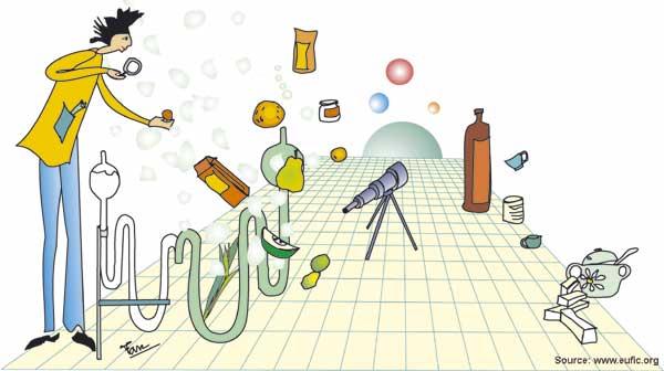 La Quimica En La Alimentacion Aditivos Nutritivos Y Envases