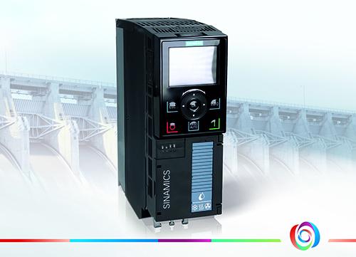 Variadores de frecuencia de Siemens Sinamics