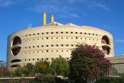 La superficie de oficinas libres en sevilla aumenta un 137 for Oficinas de dhl en madrid